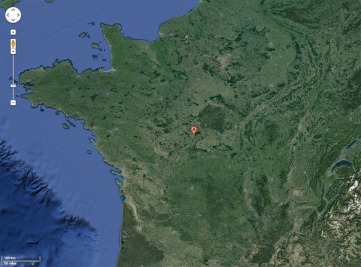 Ecueillé - France