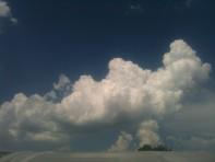 Ciel orageux