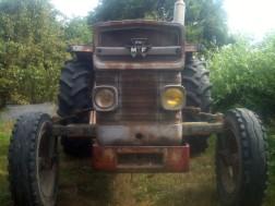 Tractor dans les yeux