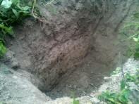 Etude du sol - strates