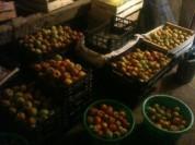 Stockage pommes