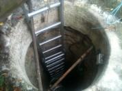 Réparation au puits