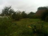 Pluie sur la Renaudière