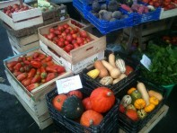 Tomates & courges
