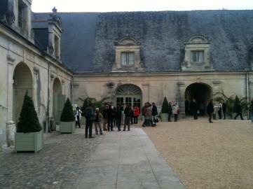 Inauguration Microferme à La Bourdaisière