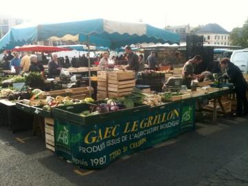 Gaec Le Grillon - Saint-Célerin 72110