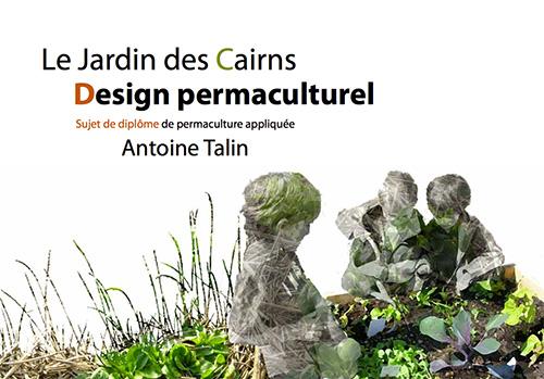 Mémoire - design en permaculture - Jardin des Cairns