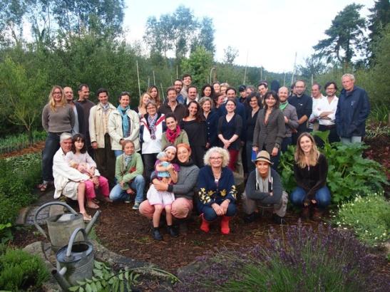 Ferme du Bec Hellouin & éco-centre - certification permaculture août 2014