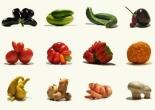 légumes moches