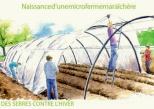 microferme maraîchère Bourdaisière - Installer des serres tunnels